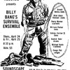 Survival Ensemble Flyer - Soundscape