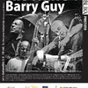 The Thing and Barry Guy concert flyer