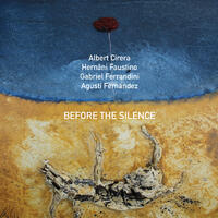 Before the Silence - CD coverart