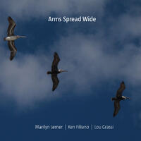 Arms Spread Wide - CD coverart