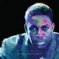 Music of John Coltrane - CD coverart