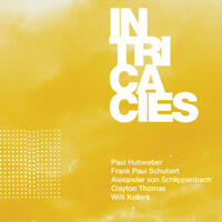 Intricacies - CD coverart