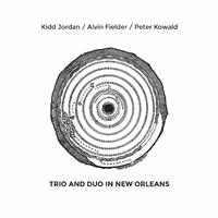 Trio and Duo in New Orleans - CD coverart