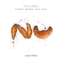 The Nu Band - Live in Paris, NBCD 16