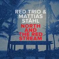 North and The Red Stream - CD coverart