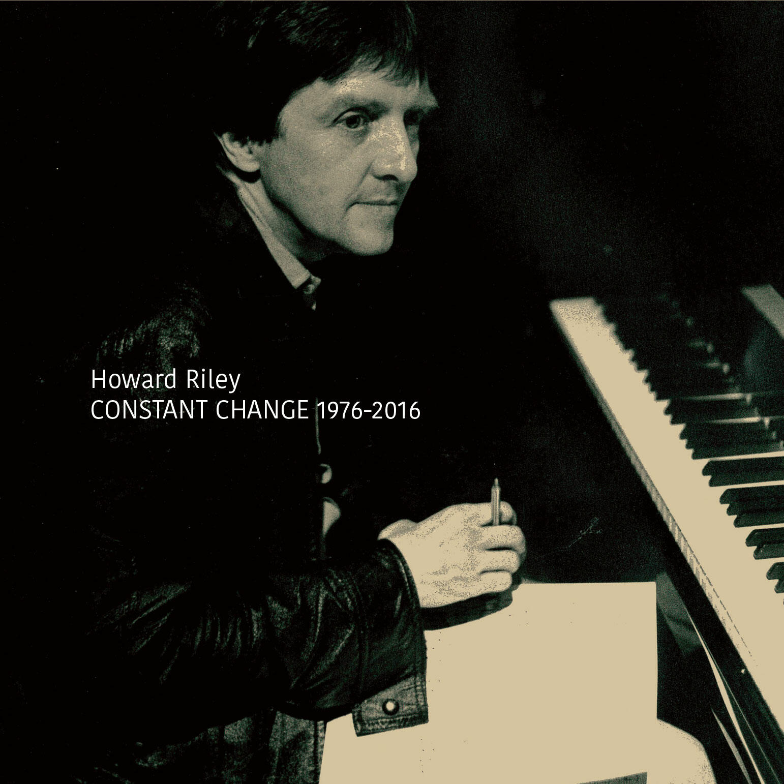 New release of five solo recordings of Howard Riley