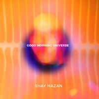 Good Morning Universe - CD coverart
