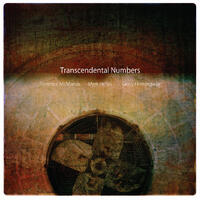 Transcendental Numbers - CD coverart