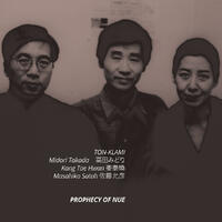 Ton-Klami  - Prophecy of Nue - CD coverart